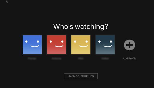 كيفية الحصول على حسابات Netflix