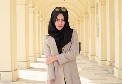 Model Hijab Aghnia Punjabi