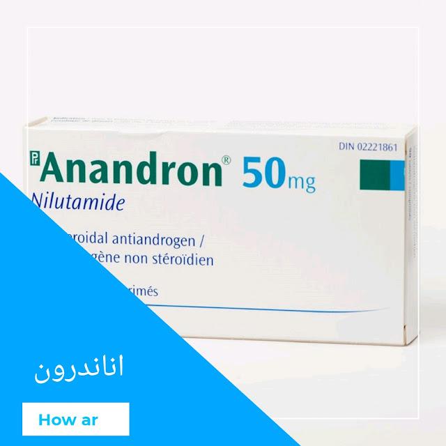 اناندرون ANANDRON