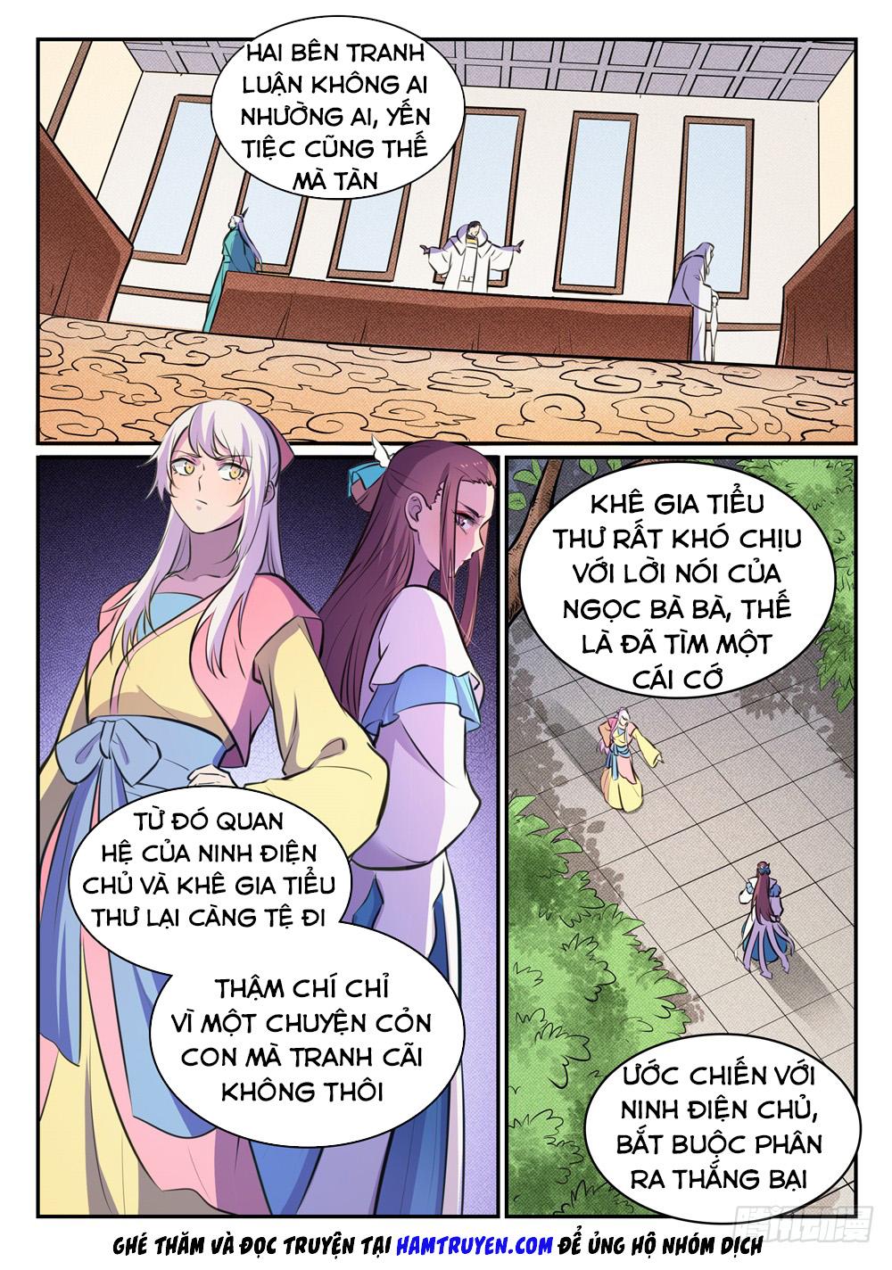 Bách Luyện Thành Thần chap 467 - Trang 6