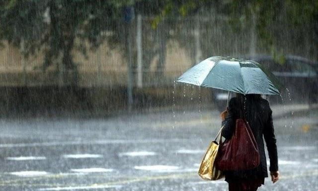 Η πρόγνωση για την Τρίτη – Πού θα βρέχει