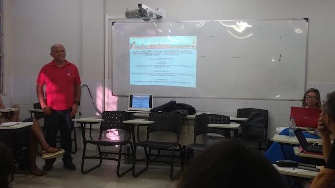 Atividades desenvolvidas no CEPES sobre ensino de História e Cultura Afro-brasileira e Africana, são apresentadas em Simpósio Nacional de História
