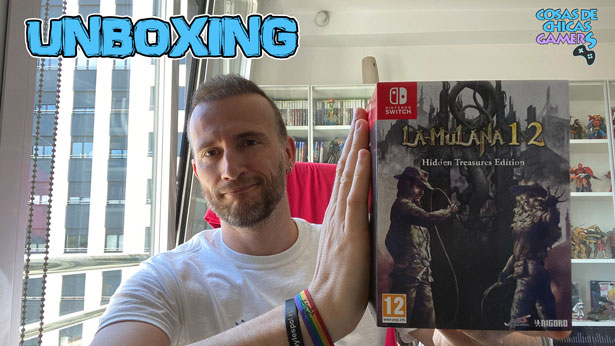 Unboxing La Mulana Hidden Treasures Edition