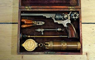 Le Colt PATERSON en coffret