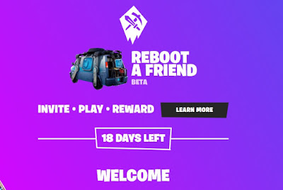Fm gg/rebootafriend Rewards Reboot A Friend Program