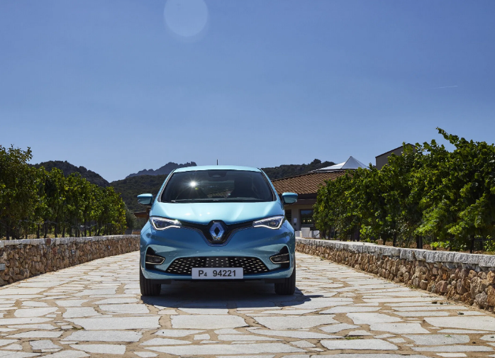 سيارة رينو زوي Renault ZOE
