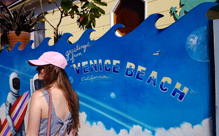 Travel: California diaries - Venice Beach