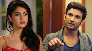 Sushant Singh Rajput and Rhea chakrborty Ugly fight before breakup