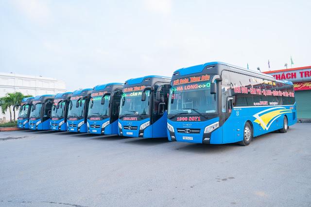 xe đi Quảng Ninh