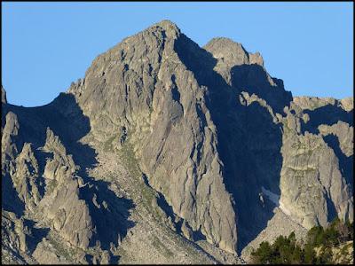 Espolón Noroeste del Pico Ribuls