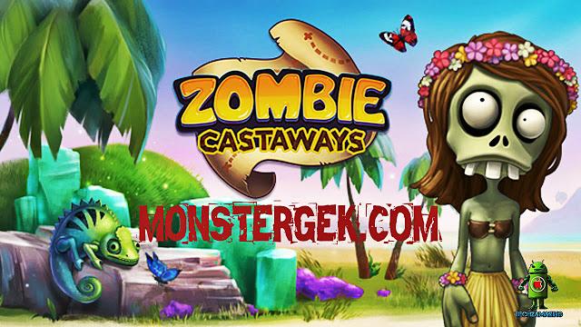 تحميل لعبة Zombie Castaways مهكرة