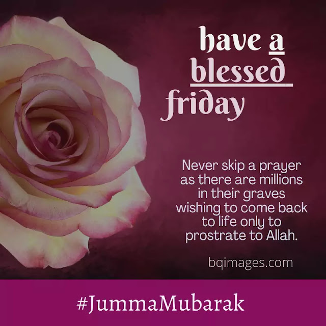 friday blessings messages