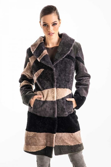 Best and Warm Sheepskin coat