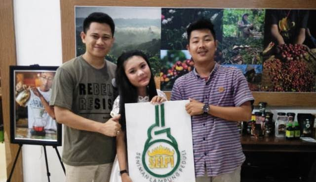 Yoshi Anggota SELPI Lolos Audisi Online KDI MNCTV 2020 Mewakili Lampung