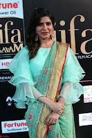 Samantha Ruth Prabhu Looks super cute in a lovely Saree  Exclusive 15.JPG