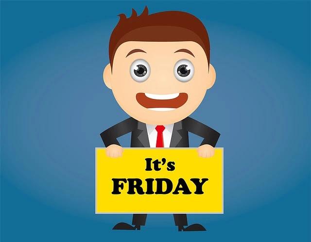 it's Friday