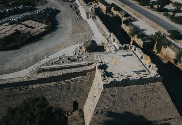Ancient Caesarea back to its splendour