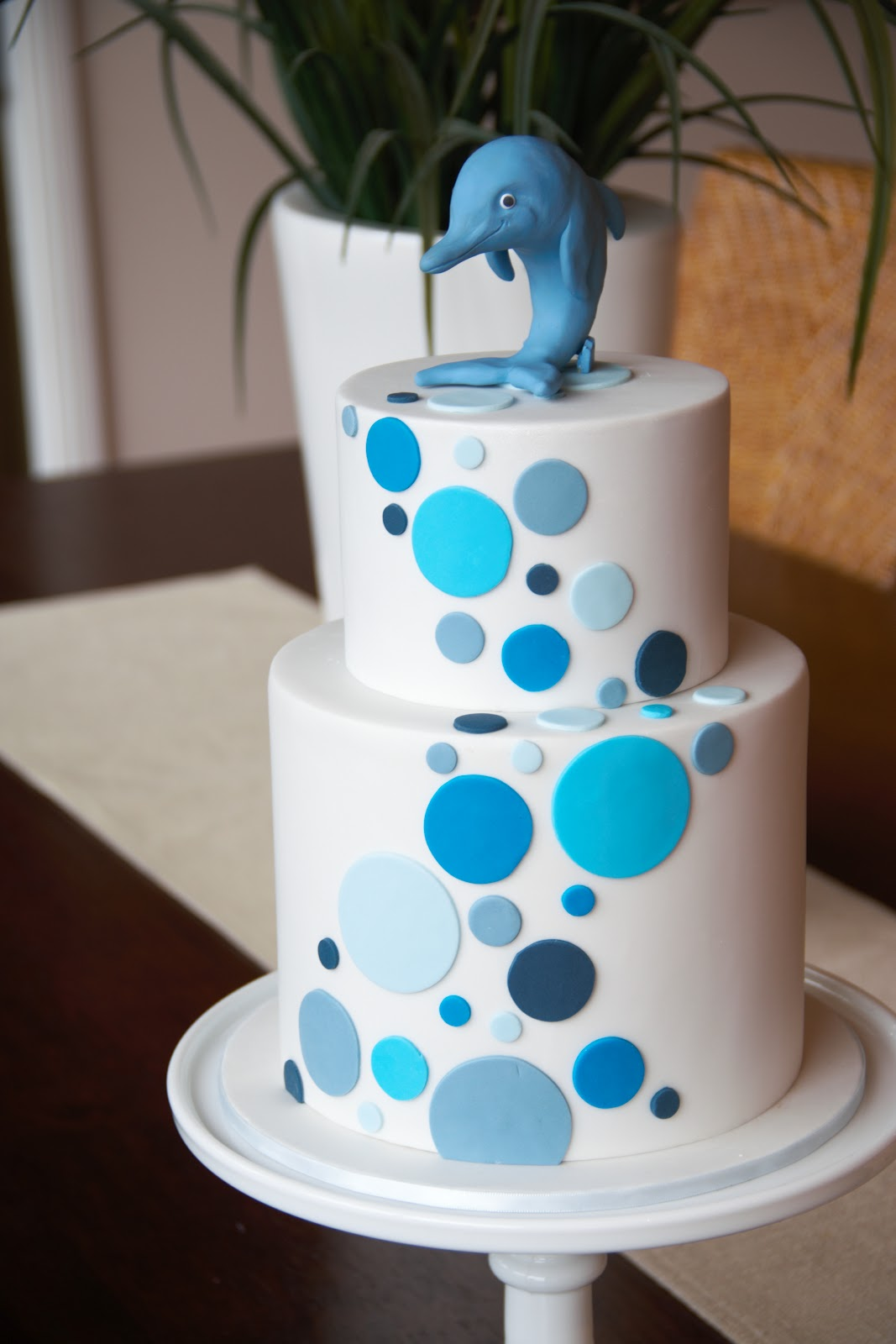Dolphin Tale Cake Decorations