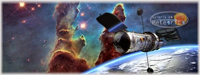 hubble revela novas imagens dos Pilares da Criação