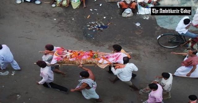 Tamilnadu: Dalit woman denied burial near Krishnagiri