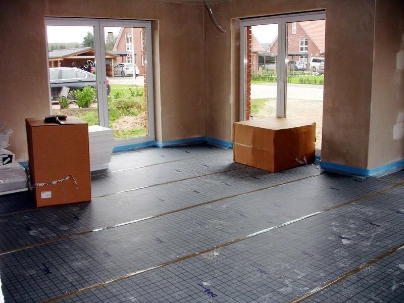 Fußboden Styropor Verlegen ~ Fußboden styropor rasterfolie für die fußbodenheizung