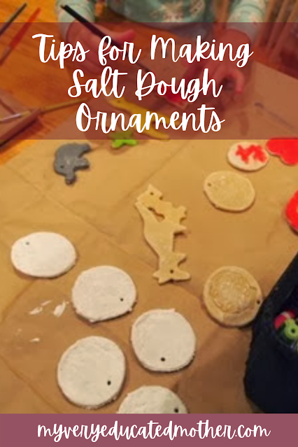 Tips for Making Salt Dough Ornaments