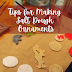 #NUO2013 Salt Dough Ornaments (What I Learned)