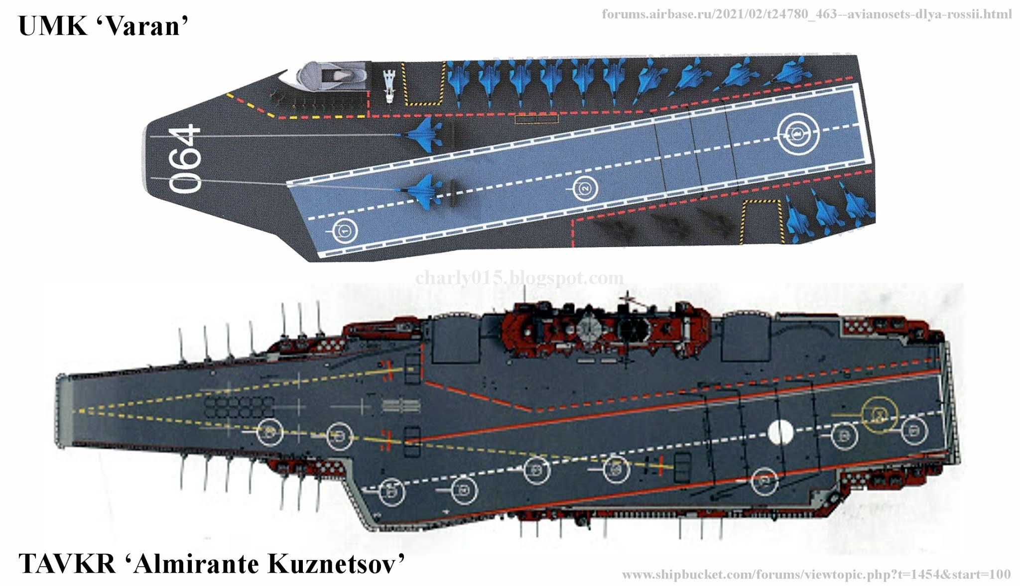 Future Russian Aircraft Carriers and Deck Aviation. #2 - Page 23 Umk%2Bvara%2Bvs%2Bkuznetsov