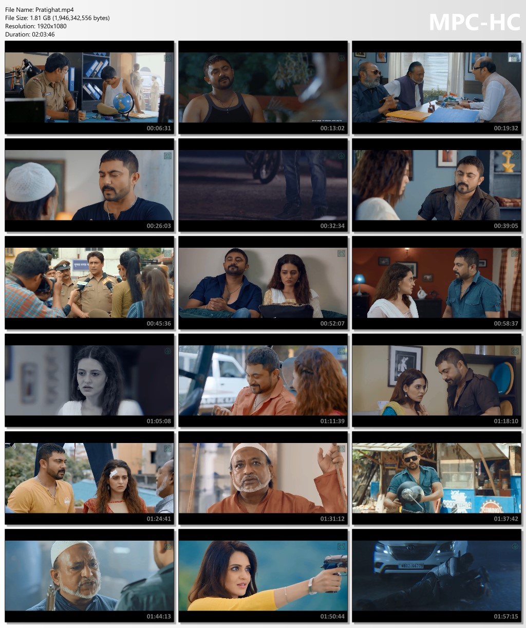 Pratighat (2021) Bengali Full Movie HDRip