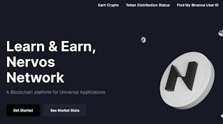 Coin Market Cap Earn | Nervos Network Airdrop CKB — Quiz Answers