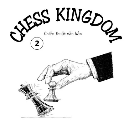 sách bài tập chiến thuật cờ vua dành cho trẻ em
