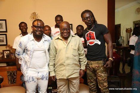 (Photos) Praye Endorses NPP