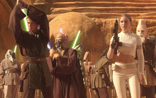 Dunia Sinema Review Attack of the Clones