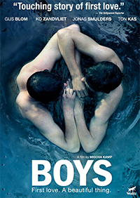 Boys (Jongens, 2014) Capa do filme | Blog #tas