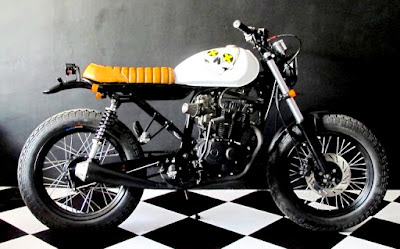 Gambar Modifikasi Honda CB100 Unik 63411