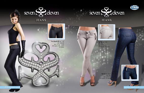Pantanones Seven Eleven Jeans
