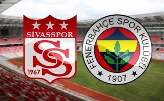 Fenerbahçe Sivasspor Canlı İzle