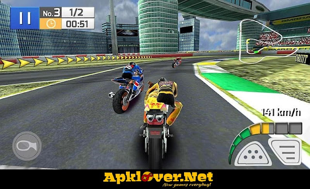 Real Bike Racing MOD APK unlimited money