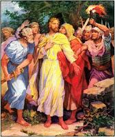 Resultado de imagen para En aquel tiempo, estando Jesús a la mesa con sus discípulos