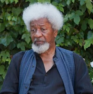 wole soyinka return to us