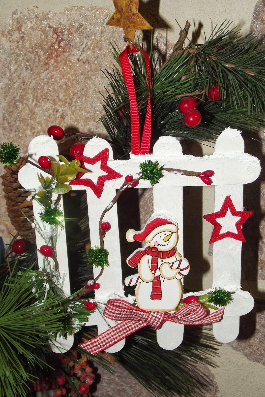 Il Bruco Lavoretti Di Natale Per Le Scuole Dell Infanzia E