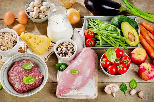 Cải thiện chế độ dinh dưỡng giúp tăng chiều cao tuổi 17