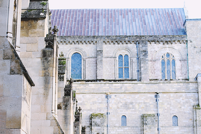 Winchester Cathedral Architecture