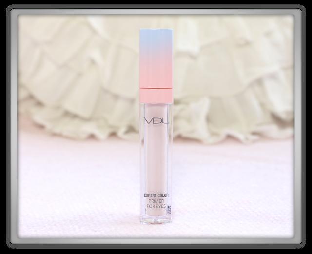 VDL Pantone 2016 eyeshadow eye expert color primer for eyes serenity rose quartz Haul Review