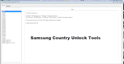 Samsung Sprint Country Unlock Tools Free Download