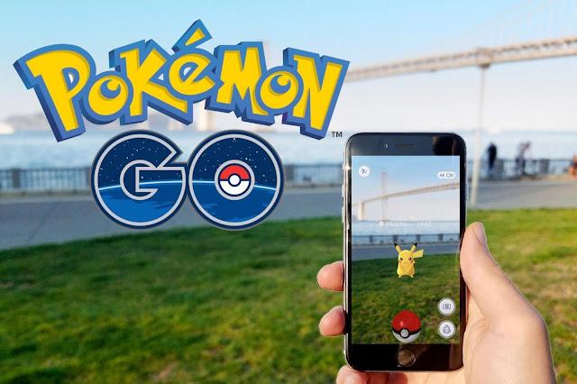 註二、《Pokémon GO》    遊戲簡介:一款在iOS和Android平台上發佈的遊戲,玩家在這款遊戲中將成為神奇寶貝訓練師,利用地理定位資訊,在現實世界中移動、探索、捕捉神奇寶貝,並與其他陣營互相爭奪道館。被稱為是連接虛擬與現實、跨時代的遊戲。