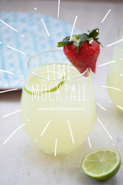 lime mocktail recipe