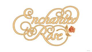 Enchanted Rose lounge Grand Floridian Walt Disney World Logo
