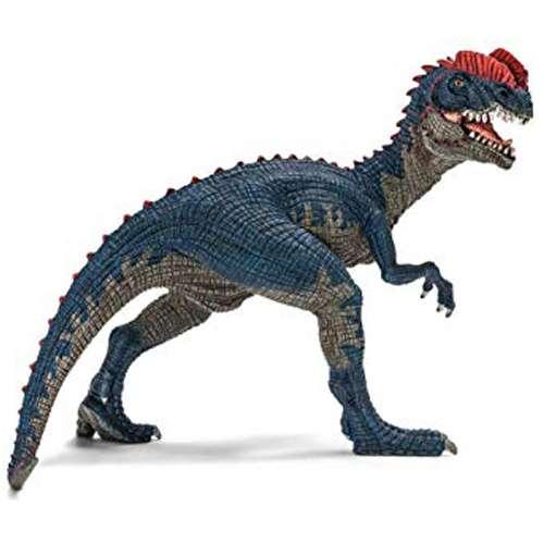 dilophosaurus de juguete schleich 14567