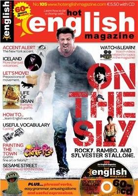 Hot English Magazine - Number 105